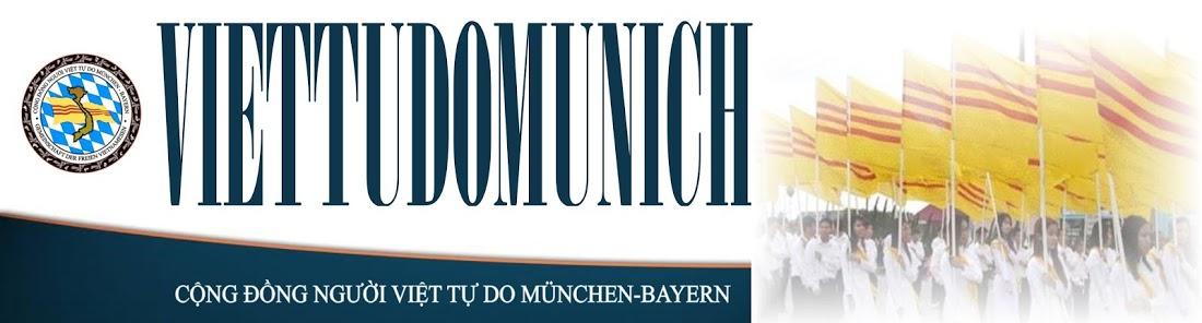 CỘNG ĐỒNG NGƯỜI VIỆT TỰ DO MÜNCHEN BAYERN e.V.